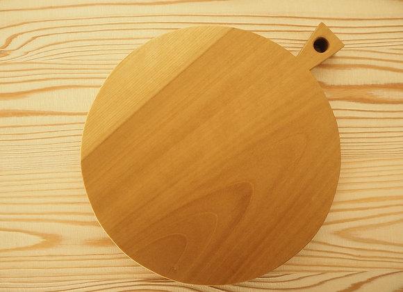 朴の木で出来たカッティングボード(まな板)です。