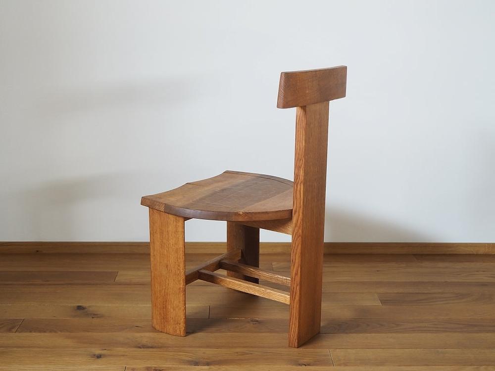 椅子のリペア後