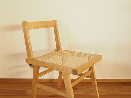 ラタンの椅子 C-3