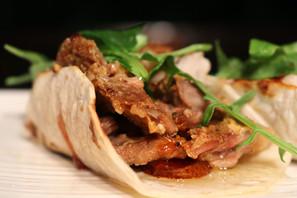 Pork Belly Confit Tacos