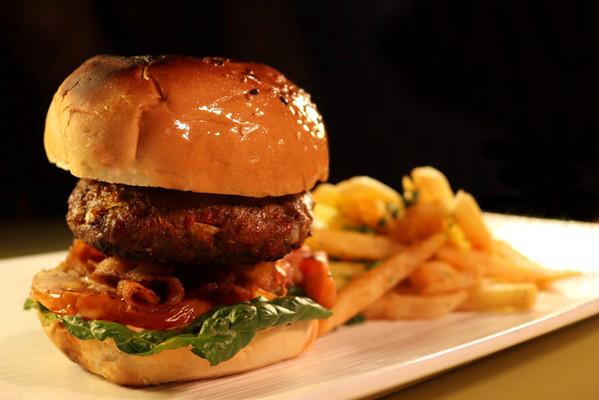 Hamburger Terraza
