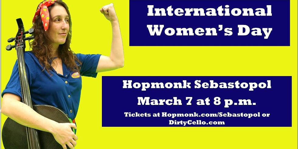 TMJT at Hopmonk Sebastopol