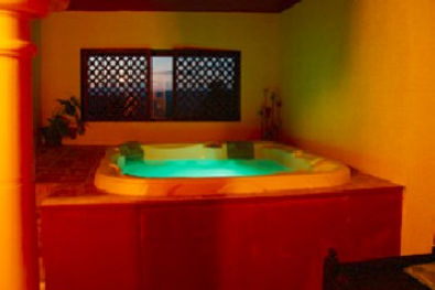 Relax in our spa in provence