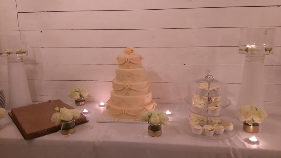 wedding cake provence