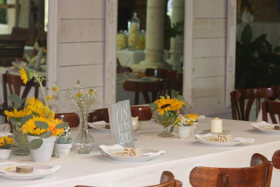 table mariage sabran