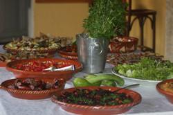 buffet séminaire