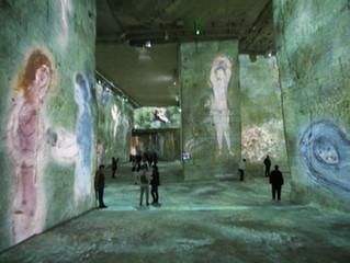 Zoom sur les carrières de lumières aux Baux de Provence