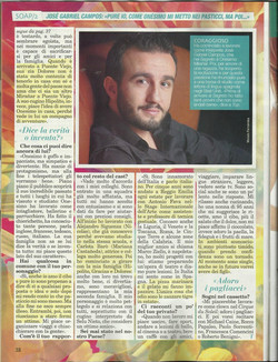 ENTREVISTA REVISTA ITALIANA TOP 4/4
