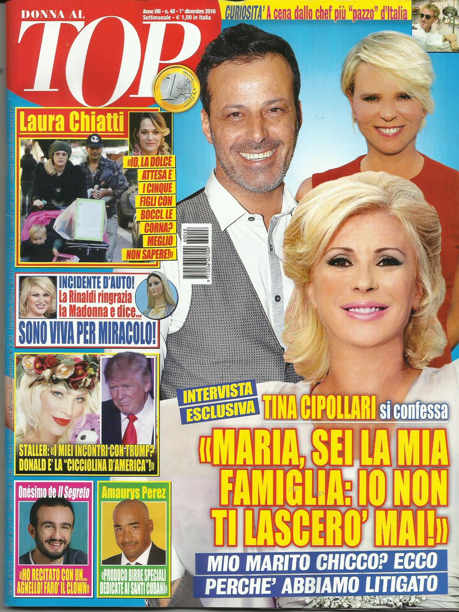 ENTREVISTA REVISTA ITALIANA TOP 1/4