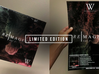 (STORE COMING SOON!) LIMITED EDITION CDS & POSTERS HAVE ARRIVED!