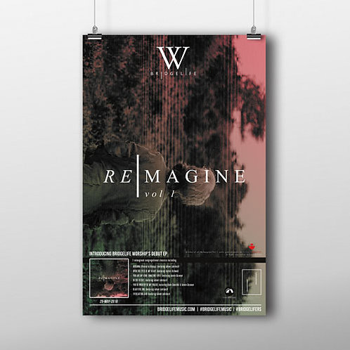 POSTER // REIMAGINE VOL 1
