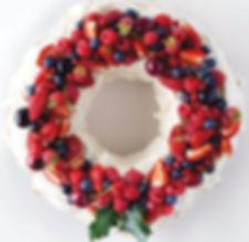 Pavlova Red Fruits