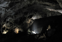 największy podziemny wodospad