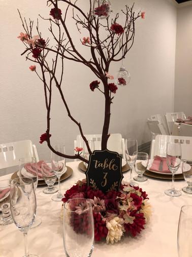 table decor inspo ellington