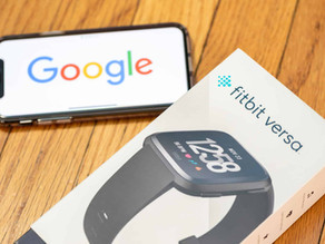 THE GOOGLE/FITBIT ACQUISITION: A WOLF IN SHEEP'S CLOTHING?