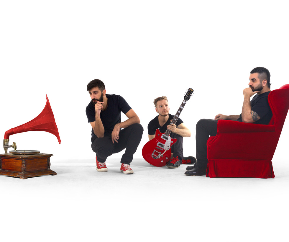 Foto Promocional banda Balara
