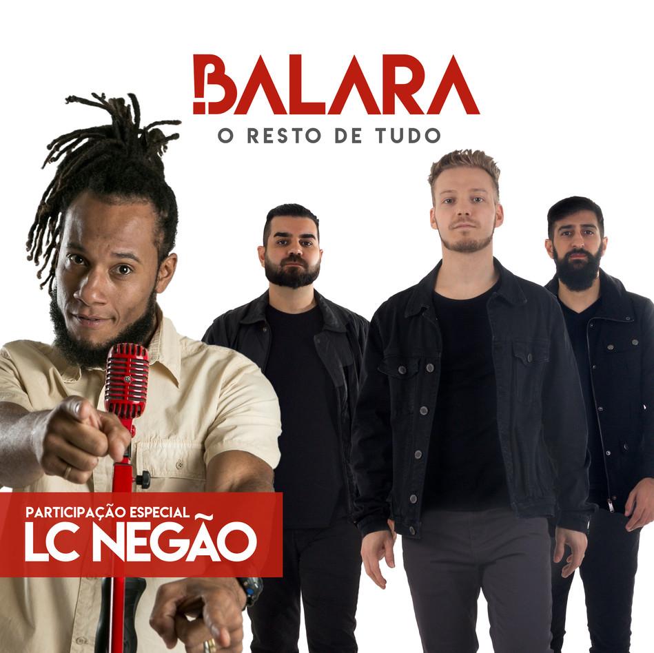 Capa Single O Resto de Tudo - Balara Lc