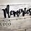 Thumbnail: Vintage Stil  Foto Holzschild - Memories