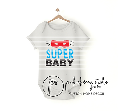 SUPERBABY - Baby Body - Plotterdatei