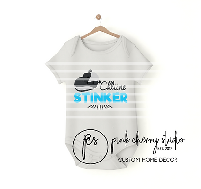 CHLIINE STINKER - Stinktier - Baby Body - Plotterdatei
