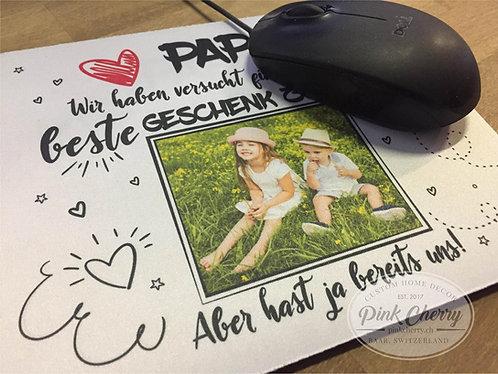 Mousepad -Personalisiert mit Foto