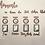 Thumbnail: Momente an denen die Zeit stehen blieb - Holz deko