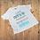 Thumbnail: Kinder T-Shirt - ICH BIN DAS MITTLERE KIND - WEGEN MIR GIBT ES DIE REGELN
