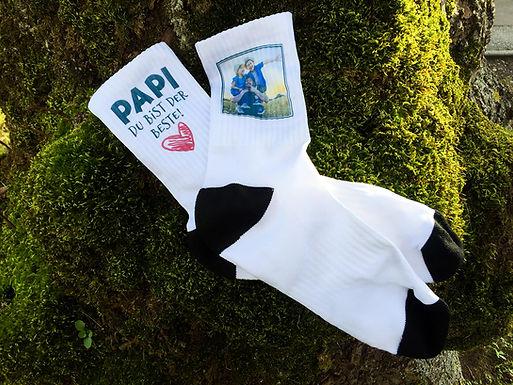 Bedruckte Socken - Personalisierte Socken mit Foto