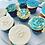 Thumbnail: Prima Comunione - Personalisiert  Cookie Stamp - Fondant- / Kekstempel