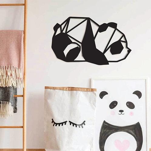 Panda - Wanddeko
