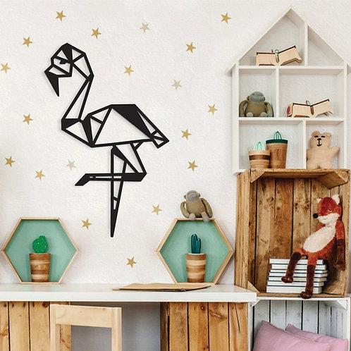 Flamingo - Wanddeko