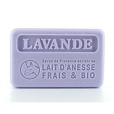Lavendelseife mit Eselsmilch - 100g