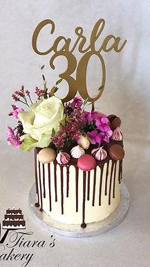 "CakeTopper - Tortenstecker ""Numbers"""