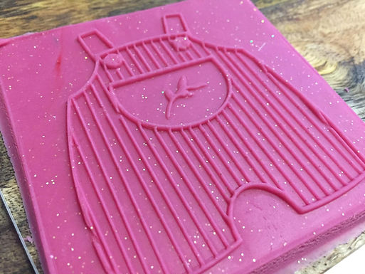 Cookie Stamp - Strampler - Keksstempel - Baby Shower