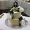 Thumbnail: CakeTopper - Tortenstecker Eishockey - Puck - Hockeyschläger