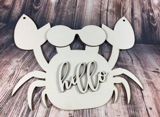 DIY - Krabbe
