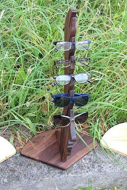 "Brillenhalter ""Ahu"" aus Holz"
