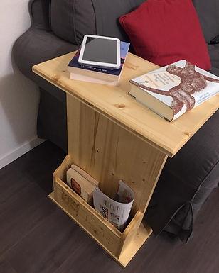 Sofa Butler - Couch Butler - Beistelltisch - Tabeltt für Sofa Couch - Armlehne