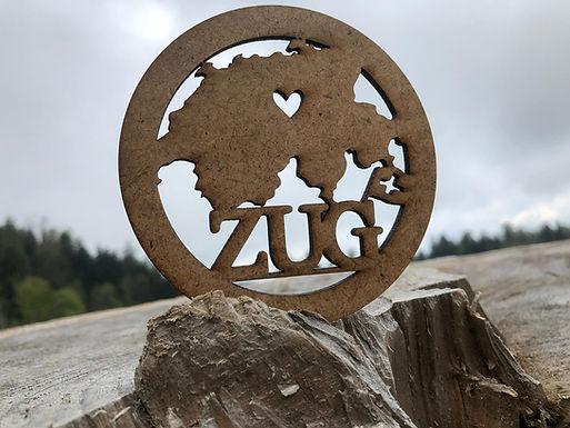 Untersetzer - Zug - Schweiz
