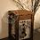 Thumbnail: Personalisierte Rustikale Laterne/Lampe - Memory Lamp