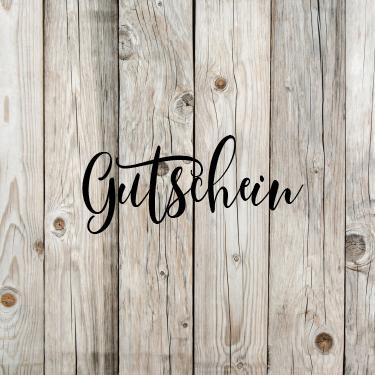 GUTSCHEIN 50.-