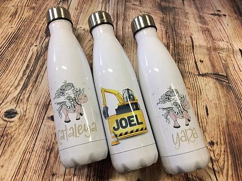 Individuelle Bedruckte Isolierte Trinkflasche  -  500ml