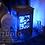 Thumbnail: Rustikale Laterne/Lampe - Alpaufzug