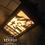 Thumbnail: Rustikale Laterne/Lampe Mini - Swiss Alpaufzug