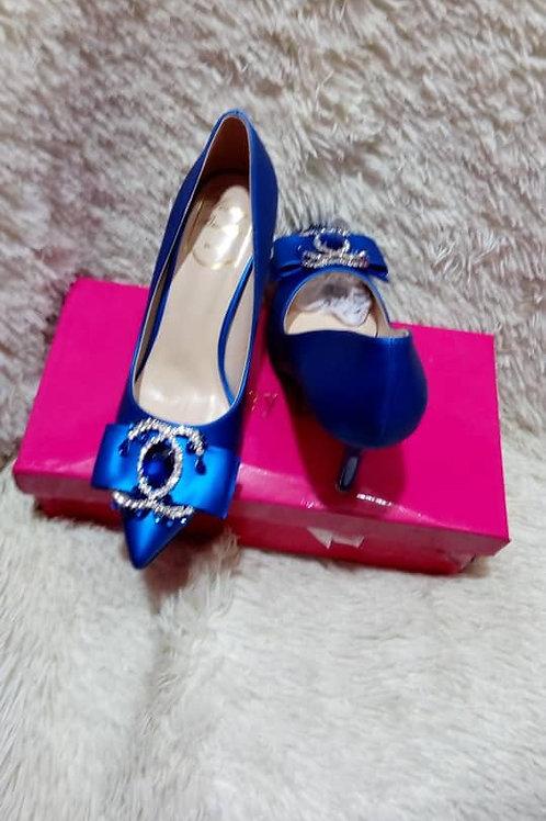 Channel high heel