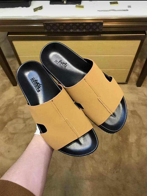 Hermes Designer Men Slippers