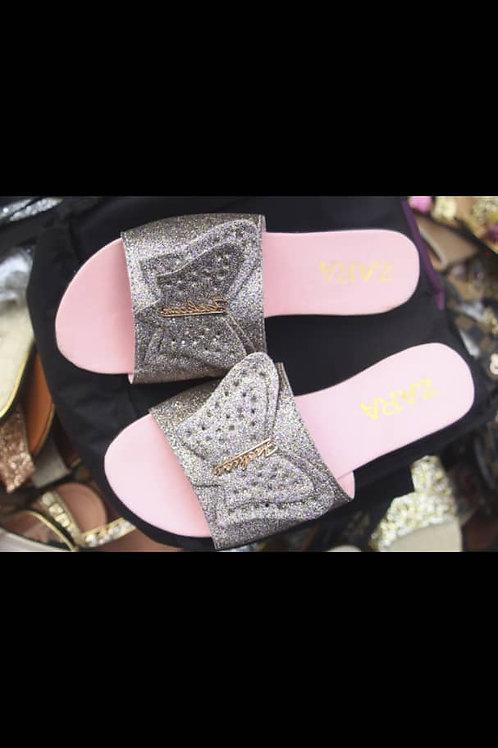 Zara quality slippers