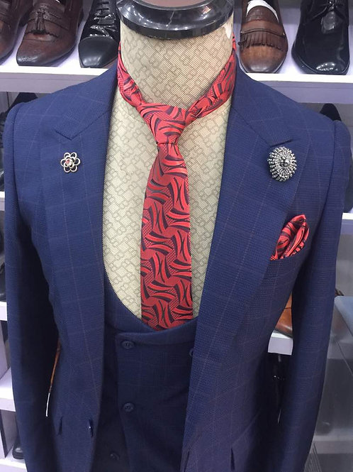Complete Fitted Suit