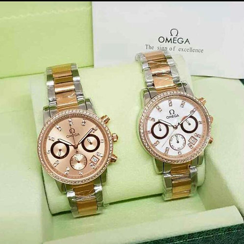 OmeGA Couples' wristwatch