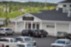 Helen's Restaurant in Machias Maine